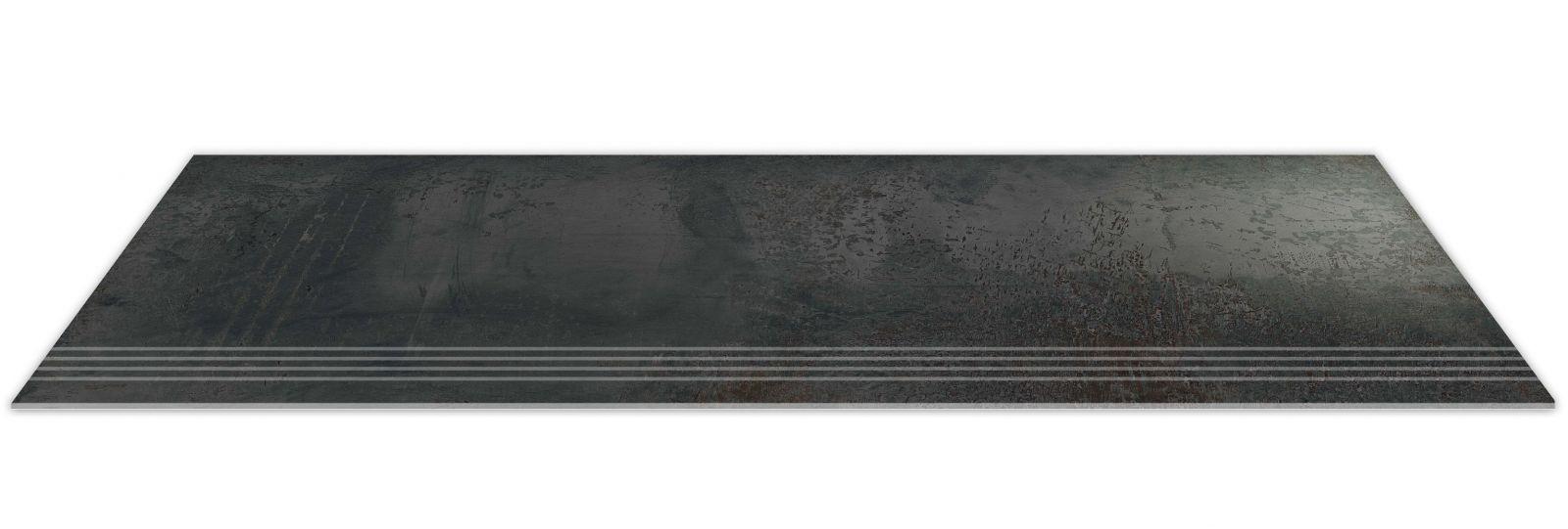 ступени под металл, ступени под асфальт, ступени из керамогранита, ступени хит, атлас конкорд ступени, ступени heat, ступени черного цвета